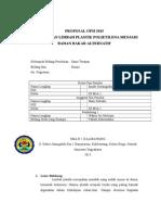 Draf Penelitian Opsi 2015 Yogyakarta