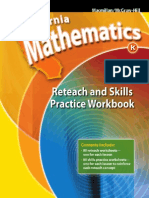 Maths Skills Practice