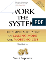 Sam Carpenter-Work the System_ the Simple Mechanics of Making More and Working Less THIRD EDITION -Greenleaf Book Group Press (2011)
