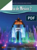 Historia de México 2. Colegio de Bachilleres