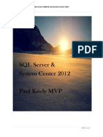SQL 2012 SP1 for System Center 2012 R2
