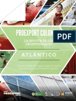Revista de Oportunidades Proexport Atlantico