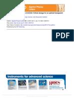 Jurnal Internasional Tentang Material Fosfor