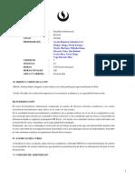 SILABO - MA148 Estadistica Inferencial 201500