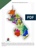División Administrativa Del Departamento de Sucre y de Colombia