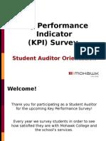 kpi 2013 auditor training - final version