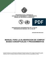 Agricultura Ecologica - Manual Para La Elaboracion de Compost