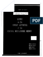 The Report on the Covert Activities of the Central Intelligence Agency (The Doolittle Report)