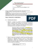 Apostila I - Jurisdição e Competência[1]