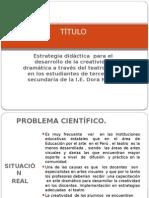 Modelo de tesis