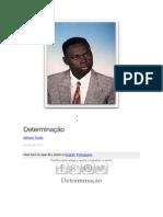 Determinação PDF