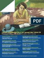 Grandi Libri 2014-15