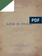 D. D. Rosca-Linii Si Figuri (1943)