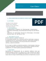 Caso Clinico Medicina Oral- Trabajao de Investigacion