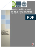 Tourism and Its Impact on Developing Countries_paper