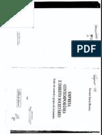 Munhoz, Eduardo Secchi. Empresa Contemporânea e Direito Societário. Pp. 84-107;122-133;210-219