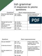 1 - English Grammar