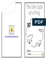 Overwriting With Pictures Book
