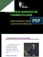 Principios Basicos de Farmacologia