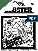 • • • • • • •Lobster parapolitical magazine1