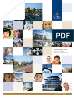 Crest Nicholson Holdings Annual Report (2005)
