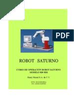 Robot Saturno Modelo 830-RS1 2
