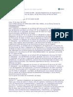 Resolucionministerialn573 03 Sa_dm Aprobacion Disa