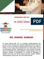 Dr Daniel Samadi - Pediatric ENT NJ