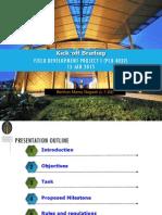 FDP I Kickoff Briefing Jan 2015