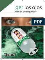 Catálogo Tobin Eyewash Bottles