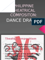 Philippine Theatrical Compositon