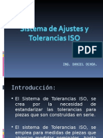 Tolerancias ISO
