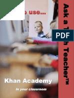 Khan Academy in the Classroom