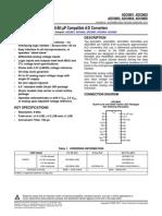 adc0804 Data Sheet