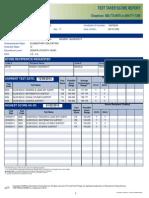 praxis ii score report