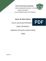 Bases de Datos Futuras