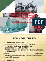 Plantas de Vapor, Clase 1 ,Fuentes de Energía Fac Ing-usac