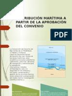 Distribución Marítima a Partir de La Aprobación Del
