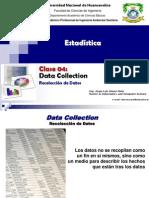 Clase 04 Recoleccion de Datos