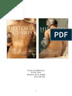 Dossier Prensa Historia Cuerpo Vol i