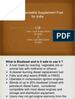 Learn About Biodiesel