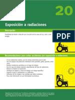 20 Exposicion a Radiaciones