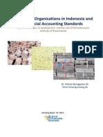 NPO in Indonesia