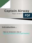 captain airway game concept