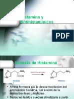 Histamina y Antihistaminicos2