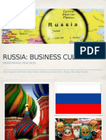 RUSSIA Business