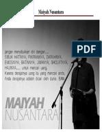 Maiyah Nusantara