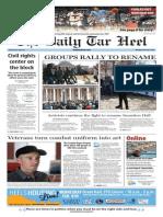The Daily Tar Heel for Feb. 2, 2015