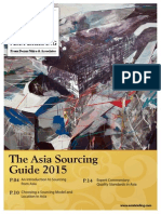 The Asia Sourcing Guide 2015 - Preview