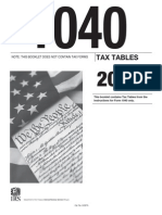 Federal Income Tax Table 2014 Publication
